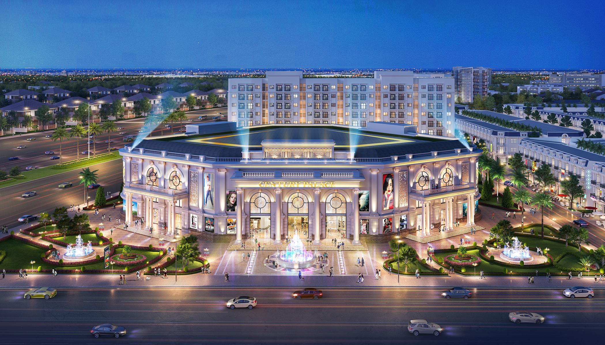 Trung Tâm Thương Mại Century City